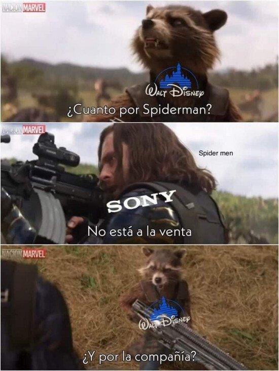 ¿Tiene que venir el Sr.Stark a solucionarlo?