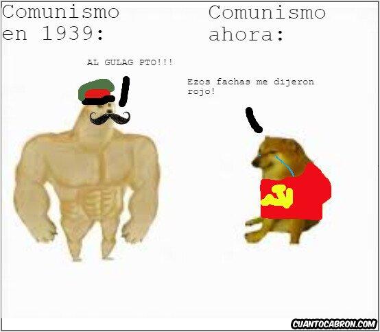 Comunismo antes y ahora