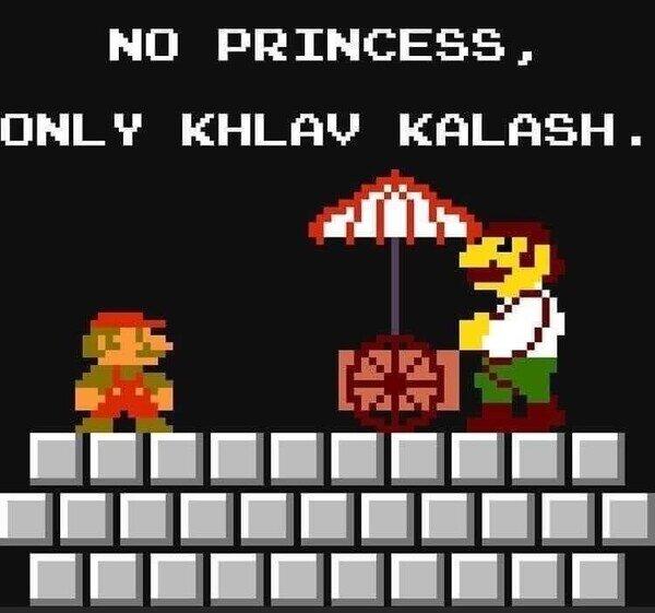No recordaba este nível en el Super Mario