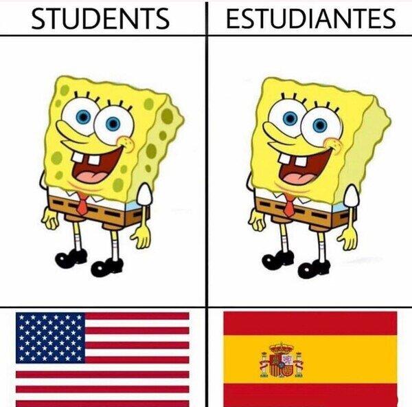 En uno de los dos países entran armas en los colegios