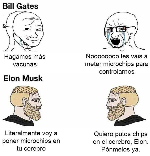 Elon Musk es un ente superior