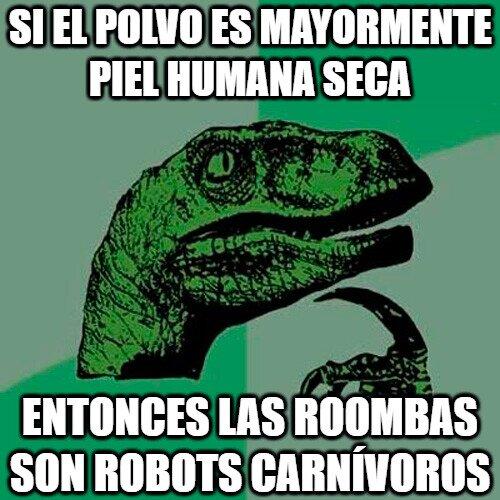 Aspirapocalipsis robot