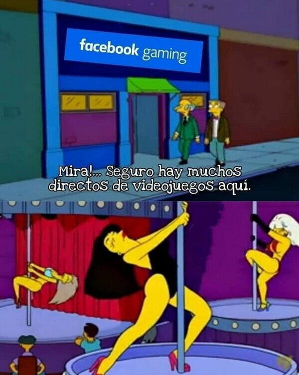 Sí... videojuegos...