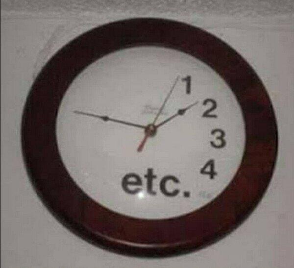 Un reloj para vagos