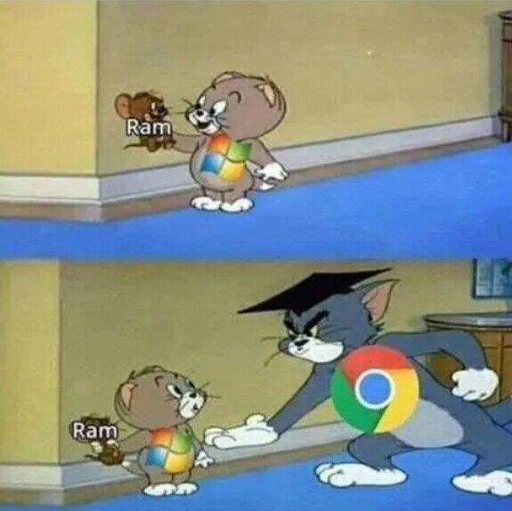 Chrome también necesita lo suyo