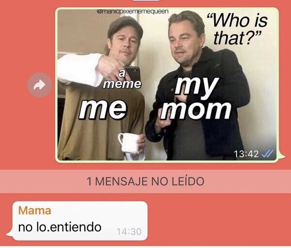 Madres siendo madres