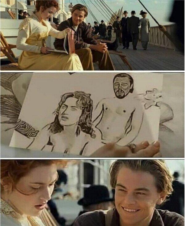 No recordaba Titanic así...