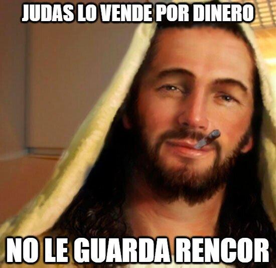 Jesús perdono muchas cosas