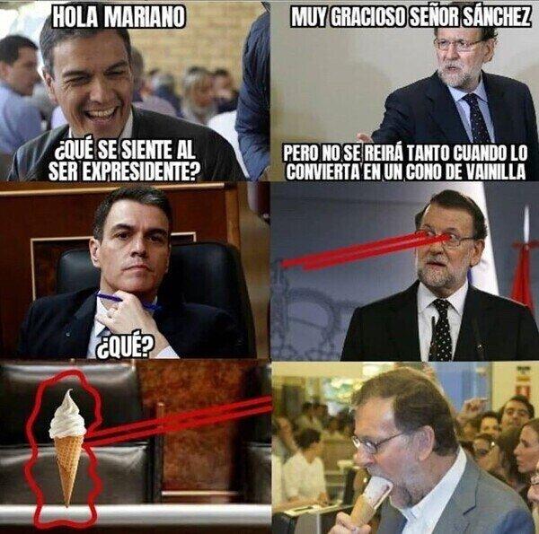Rajoy lo peta