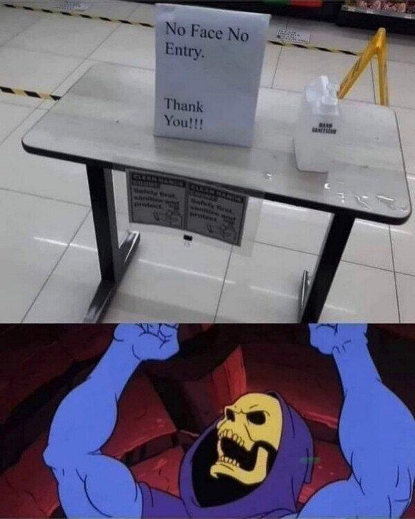 Pobre Skeletor