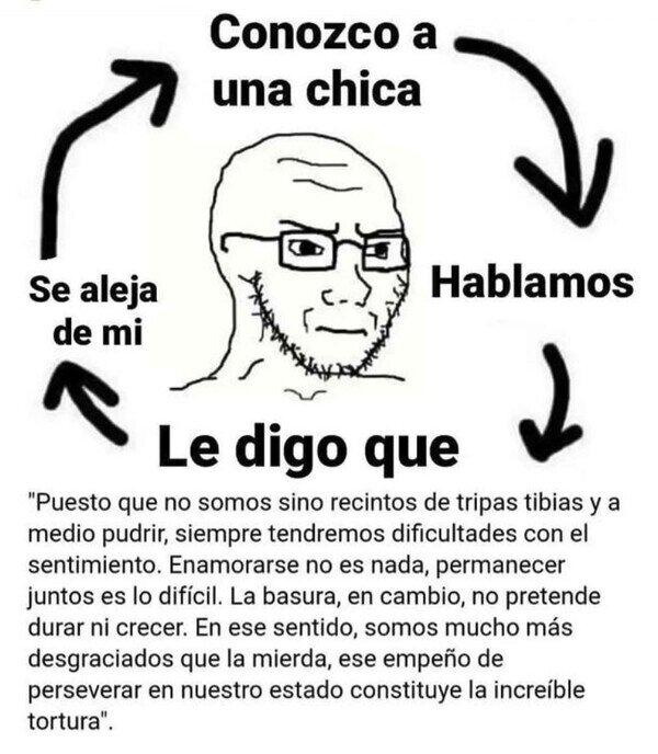 El ciclo sin fin