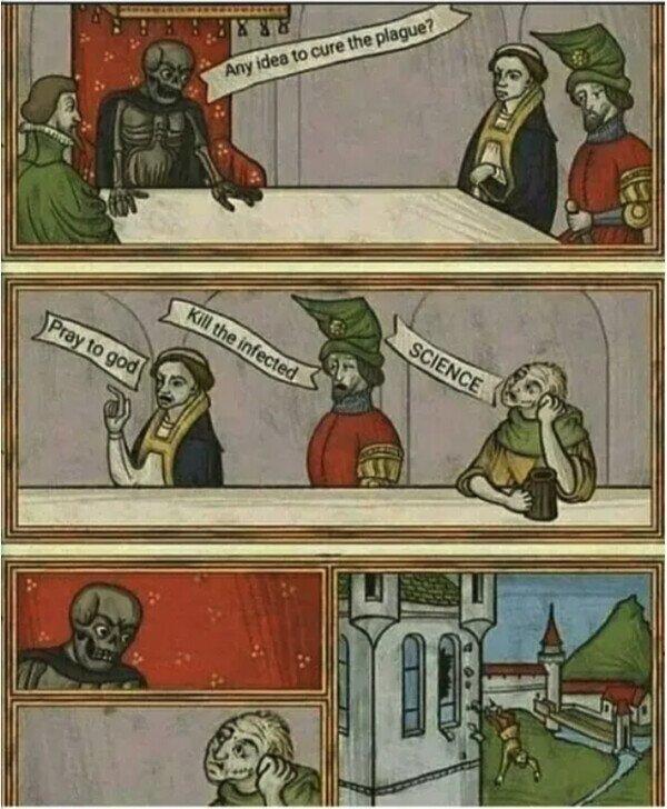 Un meme a la antigua