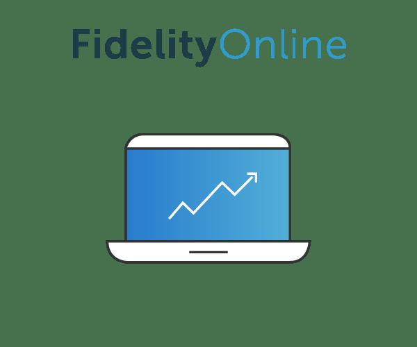 logo fidelity online
