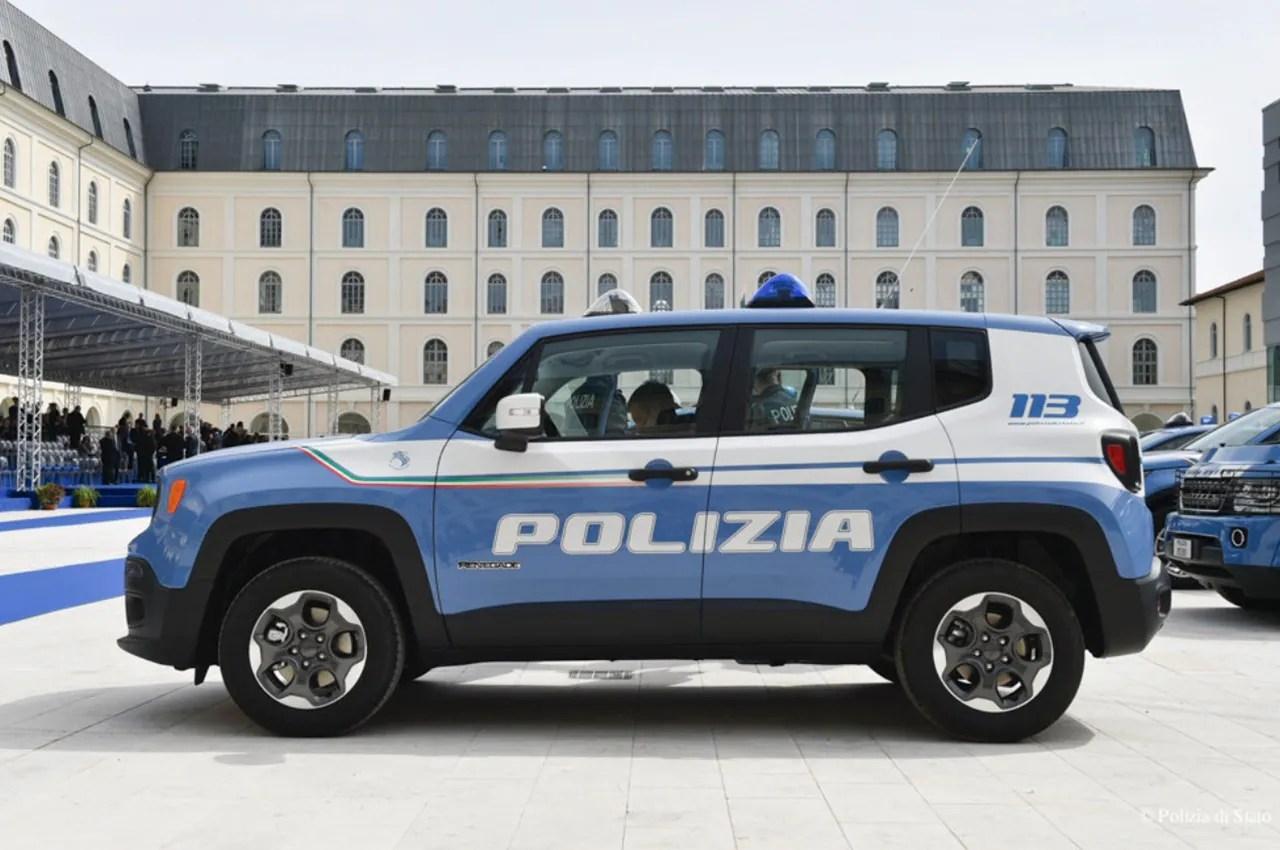 Jeep e Land Rover  Renegade e Discovery Sport per la