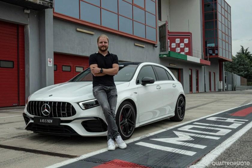 Bottas Imola Mercedes 45