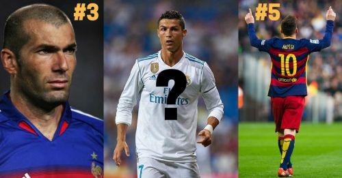 top 10 football players