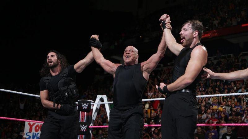 The Shield at TLC 2017