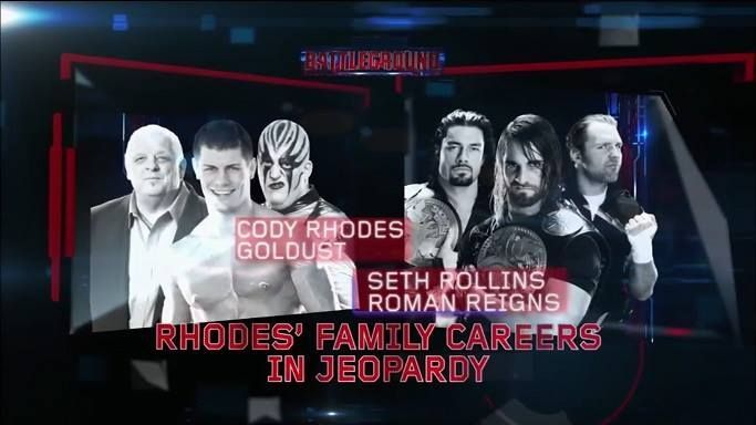 The Rhodes family were fighting for their livelihoods at Battleground