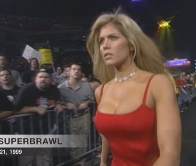Torrie Came To Wwe From Wcw Back In