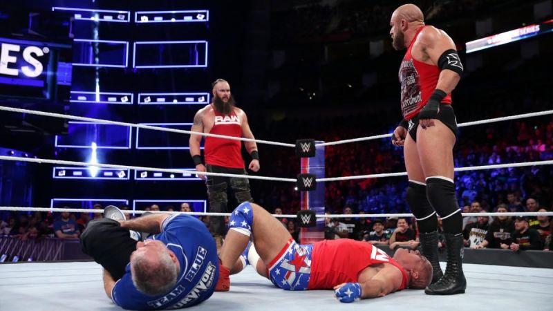 Triple H took the spotlight at Survivor Series