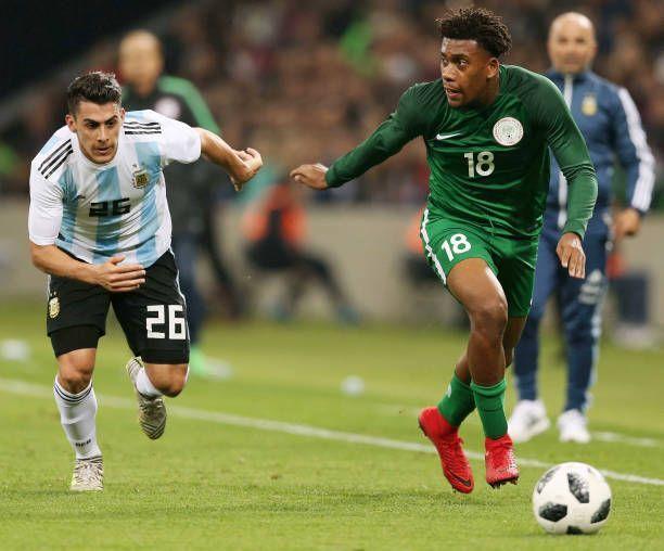 Argentina v Nigeria - International Friendly