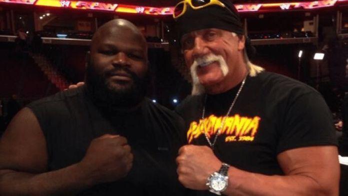 Mark Henry spoke out on Hogan's past