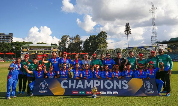 Image result for cricket world cup 2018 qualifiers