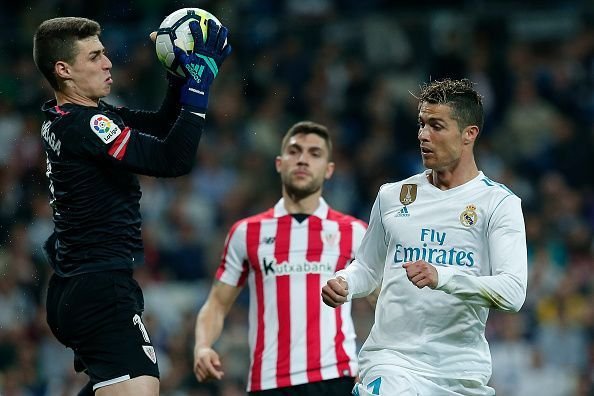 Real Madrid v Athletic Club - La Liga