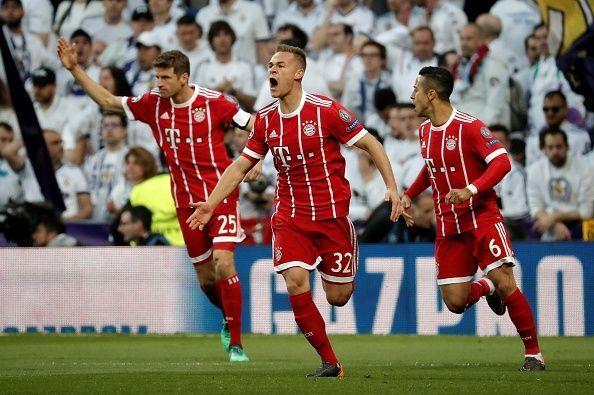 Real Madrid vs FC Bayern Munich: UEFA Champions League Semi Final