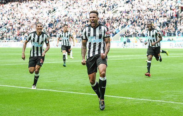 Newcastle United v Stoke City - Premier League