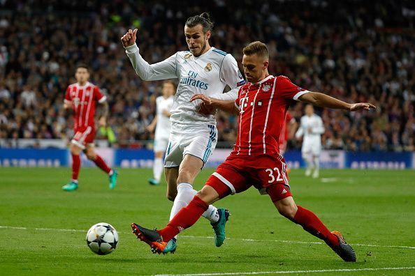 Real Madrid v Bayern Muenchen - UEFA Champions League Semi Final Second Leg