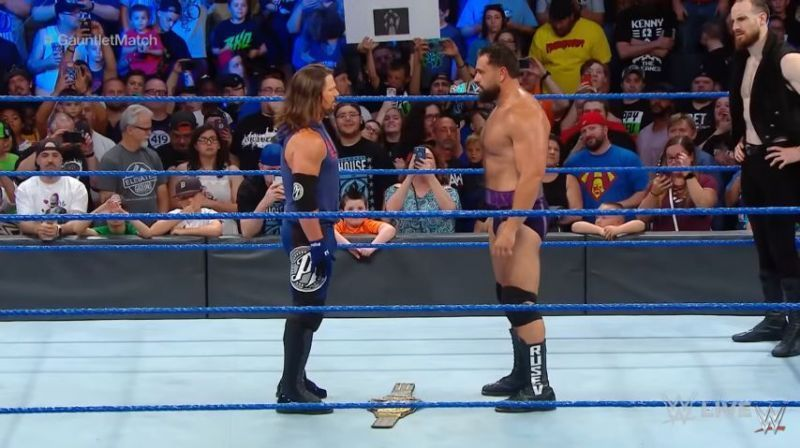 Adding Samoa Joe to this feud would produce fantastic results.