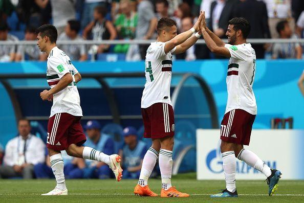 2018 FIFA World Cup: South Korea vs Mexico