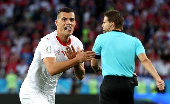 Serbia v Switzerland: Group E - 2018 FIFA World Cup Russia