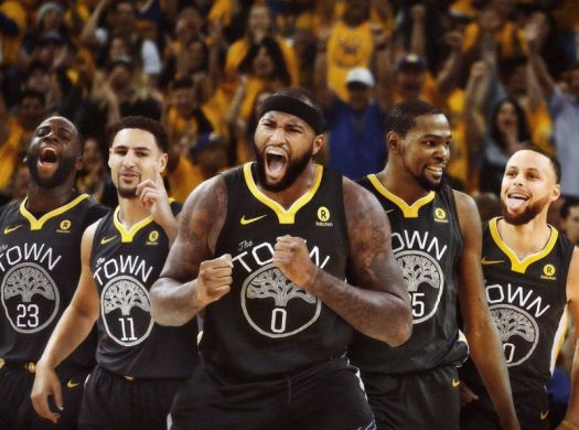 The rise of the Golden State Warriors