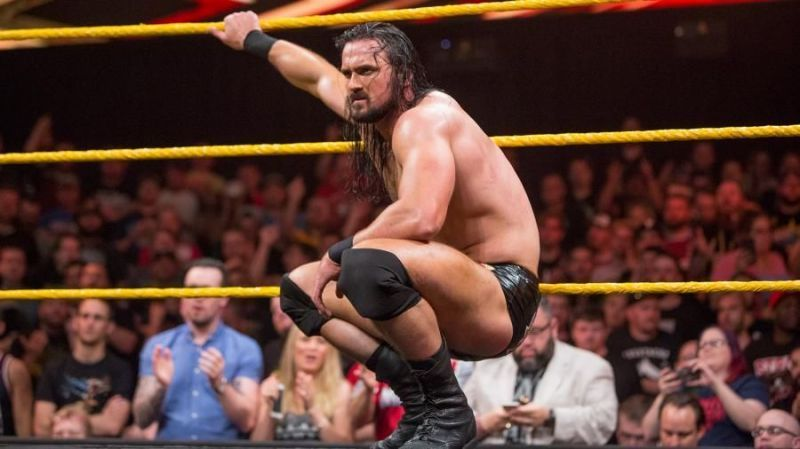 A victory over John Cena could launch McIntyre to the very next level