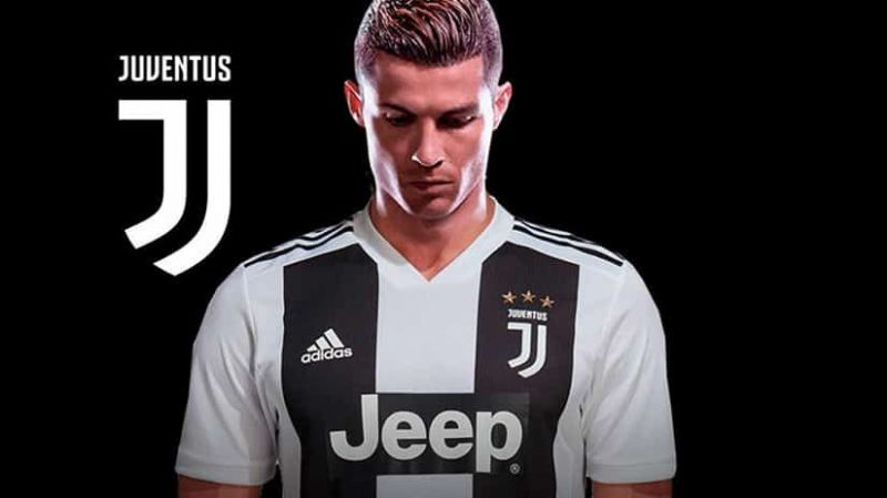 Image result for Cristiano Ronaldo's switch to Juventus