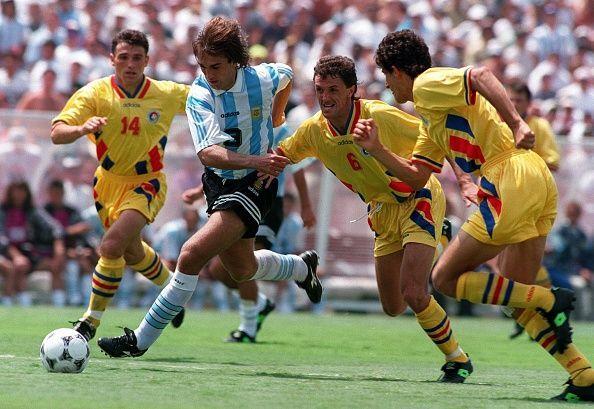 Hasil gambar untuk rumania 1994 football