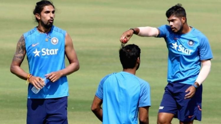 Image result for Ishant Sharma and Umesh Yadav.