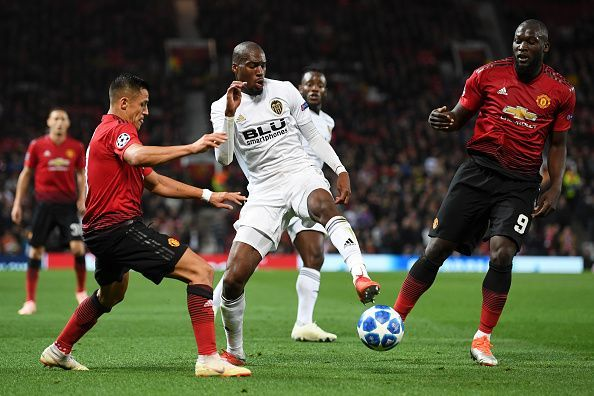 Manchester United v Valencia - UEFA Champions League Group H