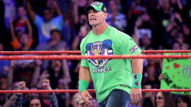 Does John Cena have what it takes to defeat 'the best in the world'?