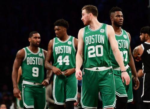 Boston Celtics will look to win their 4th straight tonight