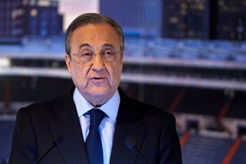 Florentino Perez is already busy planning his summer moves