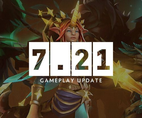Dota 2 Update 9 Changes In Patch 721 We Think Deserves Some Attention