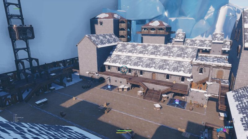 Fortnite Creative Mode: Player recreates Game of Thrones