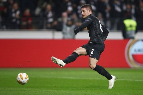 Real Madrid target Luka Jovic as their long term solution of goal scoring problems upfront