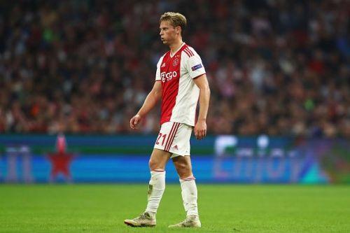 De Jong is Bernabeu-bound
