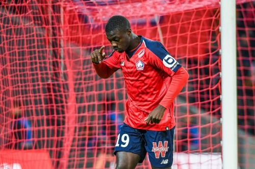 Nicolas Pépé has been on fire this season