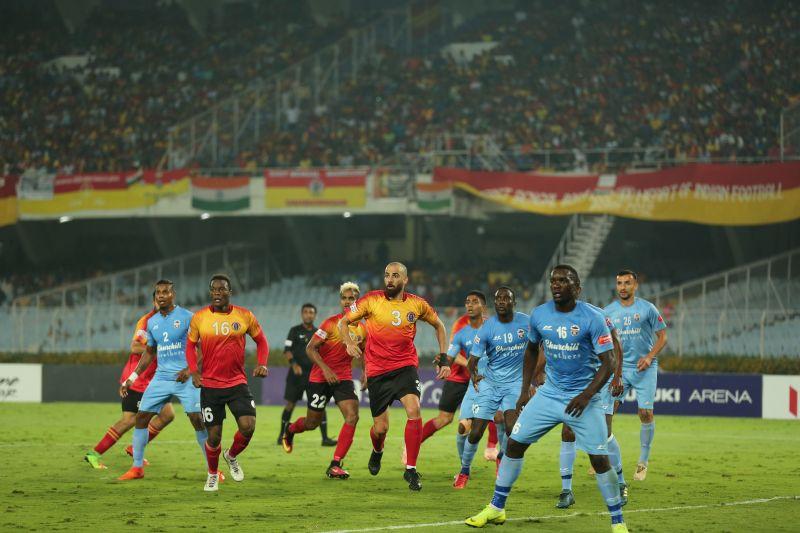 I League 2018 19 Quess East Bengal FC Vs Churchill