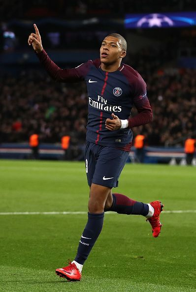 Image result for mbappe  PSG manager makes Mbappe and Neymar comments ahead Man Utd match 50881 15498745992634 500